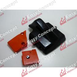 CAPOT PLASTIQUE DOLMAR 115 (1)