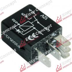 Micro relais inverseurs 5...