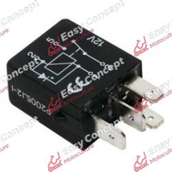 Micro relais 4 bornes 12 Volts