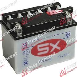 Batterie CB4LB + pack acide