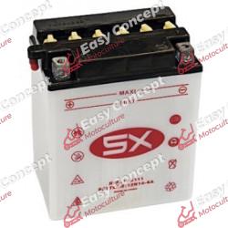 Batterie 12N14-4A + pack acide