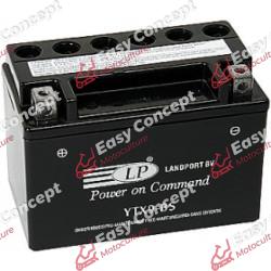 Batterie YTX9-BS + pack acide