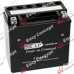 Batterie YTX14-BS + pack acide
