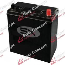 Batterie NS40 +D avec...