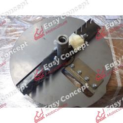 Kit Rotor V2 BROYEUR KIVA 6...