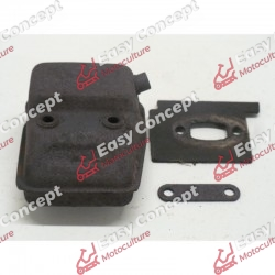 ECHAPPEMENT ECHO SRM-250 E (2)