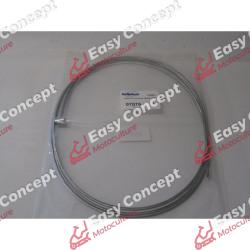Cable souple diam 2,5 mm.