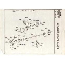 Vues Eclatées Machines KIVA