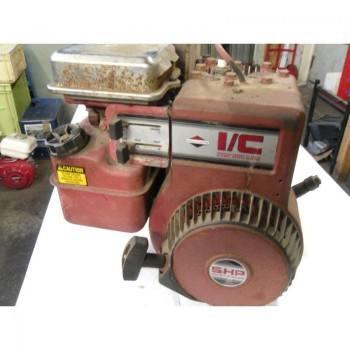 MOTEUR BRIGGS & STRATTON 5 HP IC (12)