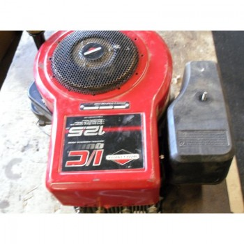 MOTEUR BRIGGS & STRATTON 12.5 HP I/C QUIET (6)