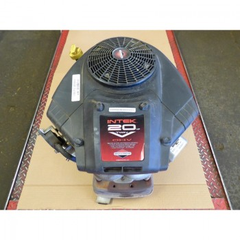MOTEUR BRIGGS & STRATTON INTEK 20 HP V-TWIN OHV (1)