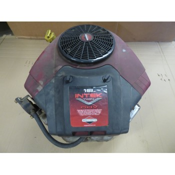 MOTEUR BRIGGS & STRATTON INTEK V TWIN 18HP (1)